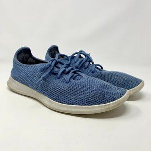 Allbirds Men's Tree Runner Sneakers in Blue